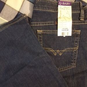 Wrangler NWTs lady bootcut jeans